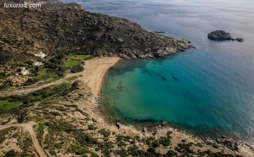 Klima Beach Ios Island