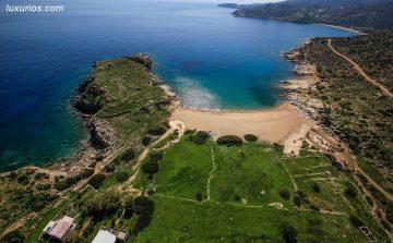 Plakes Beach Ios Island