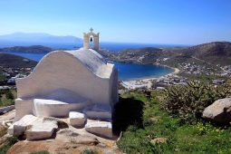 Church in Ios Island