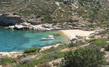 Agia Kyriaki Beach Ios Island