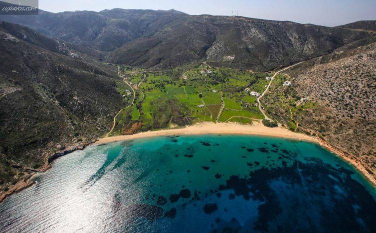 Agia Theodoti Beach Ios Island