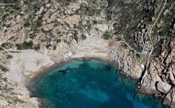 Chamouchades Beach Ios Island