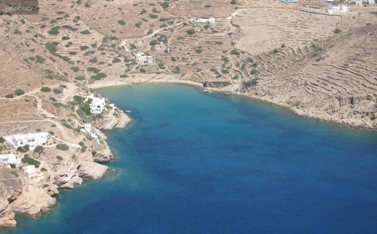 Kolitsani Beach Ios Island