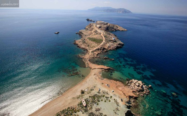 Koumbara Beach Ios Island