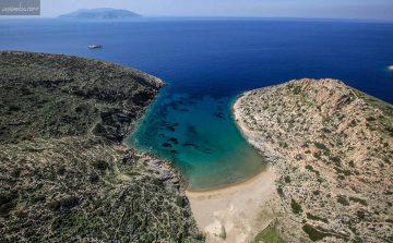 Loretzaina Beach Ios Island