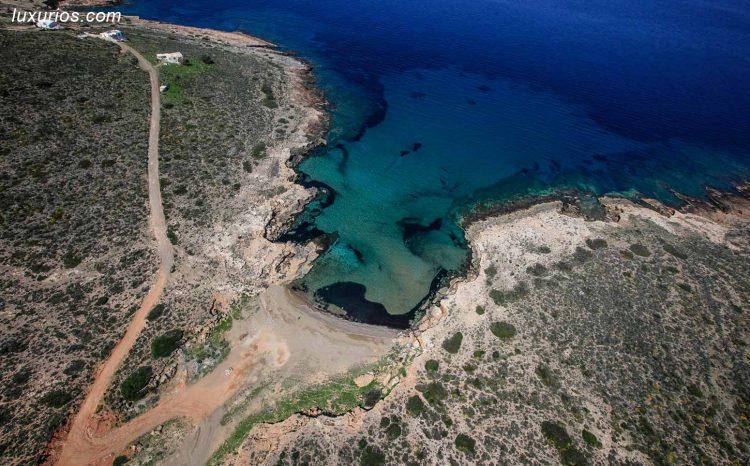 Plakoto Beach Ios Island