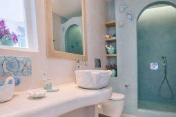 bathroom magganari villa ios island